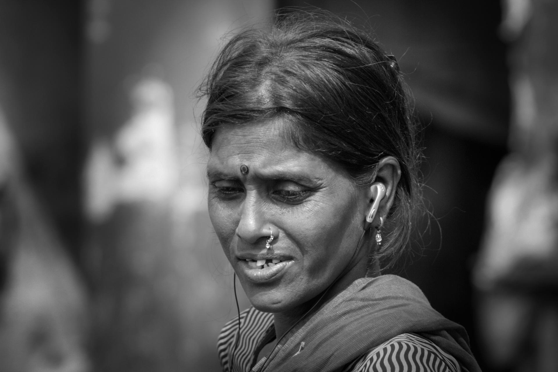 Menschen Indien