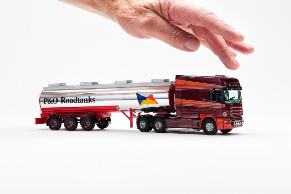 Trucks im Massstab 1:50