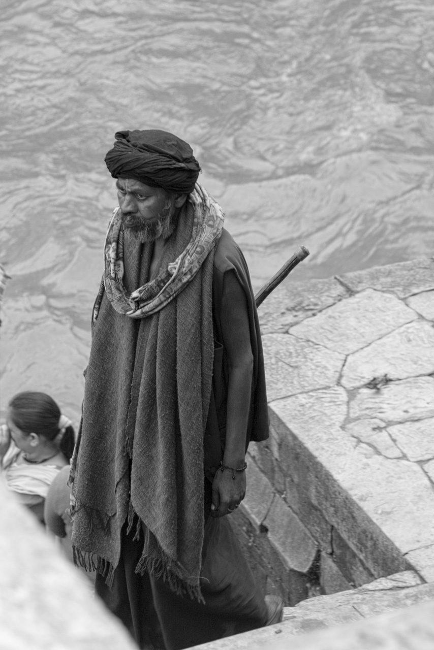 Menschen in Nepal